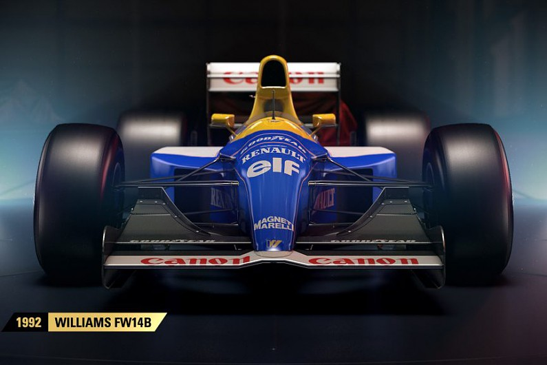 DLC para 2017 viene McLAREN MP4-23,Ferrari f2002 Ferrari 412 T2  McLAREN MP4/6, Red Bull Racing RB6, McLAREN MP4-13 WILLIAMS FW14B WILLIAMS FW18 D77e3b4b7630d1b5f7580ad4e42e5607