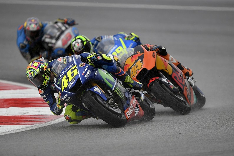 Valentino Rossi Yamaha Motogp Bike Dangerous And Impossible In