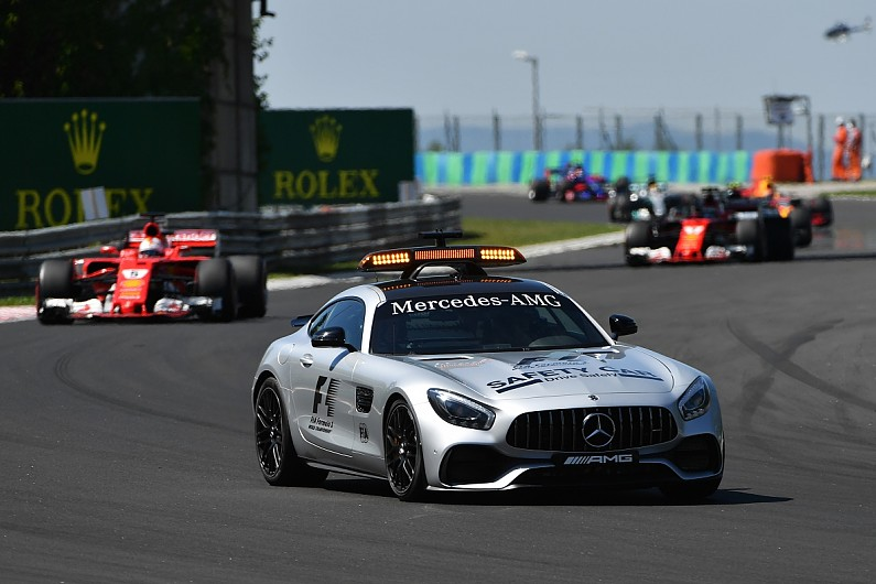 formula 1 39 s safety car could become driverless says fia f1 autosport. Black Bedroom Furniture Sets. Home Design Ideas
