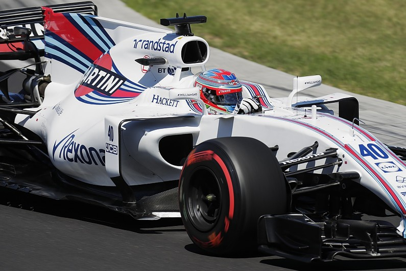 paul di resta doing all he can to get 2018 williams f1 drive f1 autosport. Black Bedroom Furniture Sets. Home Design Ideas
