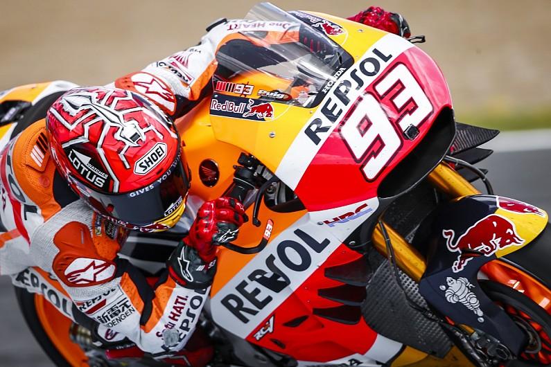 No Limits To Motogp Aero Winglet Expansion Reckons Marc Marquez Motogp Autosport