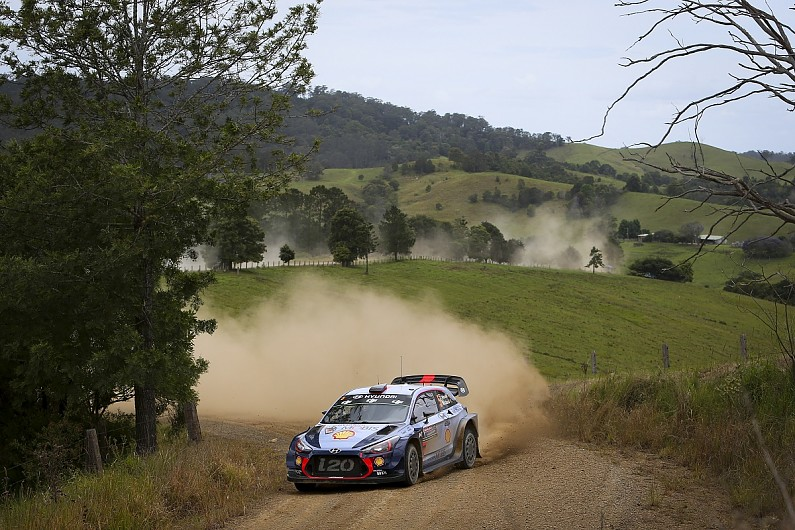 Rally Australia under pressure from WRC teams and FIA rally chief