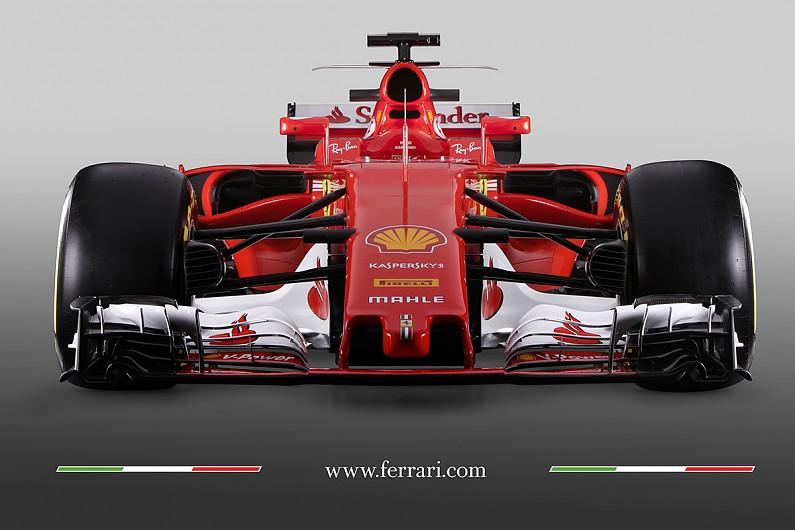 Ferrari Unveils Its Sf70h 2017 Formula 1 Car F1 Autosport