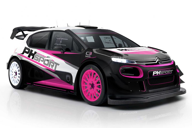 First 2017 Citroen C3 World Rally Car Offered To Privateers Wrc