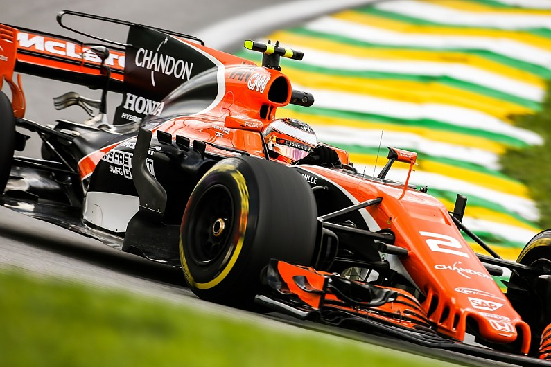Pirelli And McLaren Cancel Interlagos F1 Test Amid Security Fears