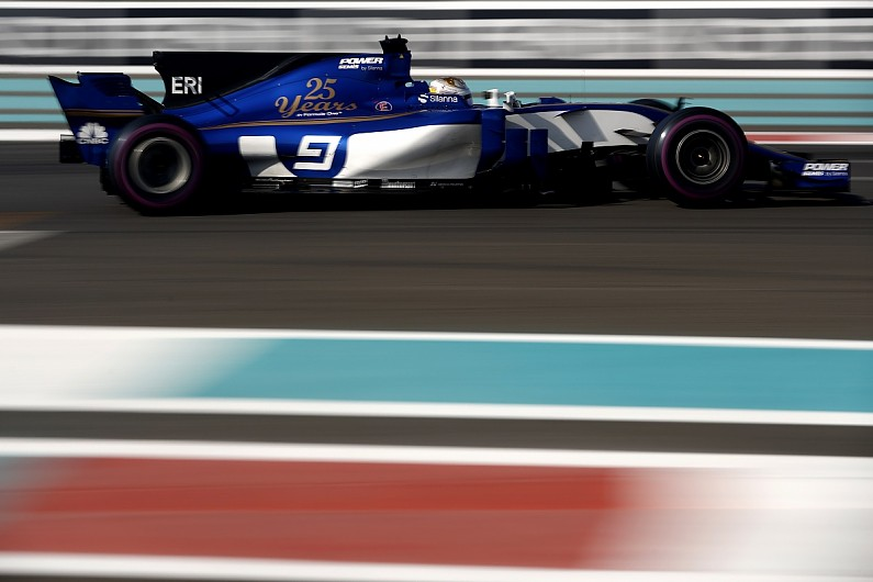 Sauber 2018 Formula 1 driver line-up decision delayed - F1 - AutosportSauber 2018 Formula 1 driver line-up decision delayed - ì›¹